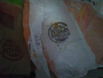 Burger King, West Rollins Road, Round Lake Beach, IL, USA photo-101216 Got Food Poisoning? Report it now