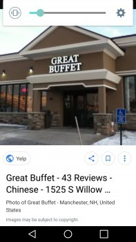 Great Buffet, South Willow Street, Manchester, NH, USA photo-101993 Got Food Poisoning? Report it now