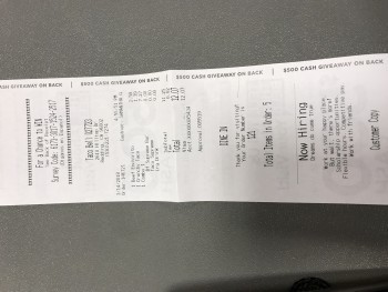 Taco Bell, Hilltop Drive, Redding, CA, USA photo-102084 Got Food Poisoning? Report it now