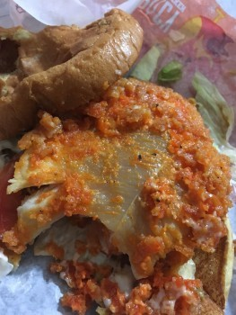 Burger King photo-102477 Got Food Poisoning? Report it now