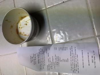 Panera Bread,, Corronwood, Alameda, Albuquerque, NM,  United States  photo-102617 Got Food Poisoning? Report it now