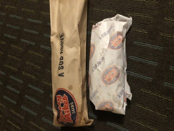 Jersey Mike's Subs, Silverdale, WA, USA photo-108494 Got Food Poisoning? Report it now