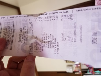 Taco Bell, Kansas City, MO, USA photo-108914 Got Food Poisoning? Report it now