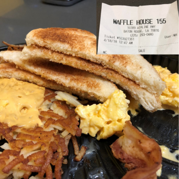 Waffle House, Airline Highway, Baton Rouge, LA, USA photo-109518 Got Food Poisoning? Report it now