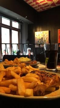Nando's Leeds - The Light, The Headrow, Leeds, UK photo-110374 Got Food Poisoning? Report it now