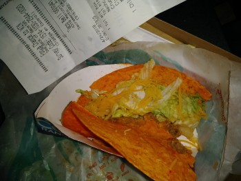 Taco Bell, Marconi Avenue, Sacramento, CA, USA photo-111122 Got Food Poisoning? Report it now