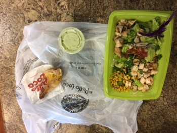 El Pollo Loco, Carmel Mountain Road, San Diego, CA, USA photo-111720 Got Food Poisoning? Report it now
