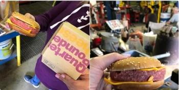 McDonald's, Main Street, Clinton, MA, USA photo-112002 Got Food Poisoning? Report it now