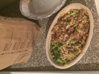 Chipotle Mexican Grill, Arroyo Crossing Parkway, Las Vegas, NV, USA photo-112779 Got Food Poisoning? Report it now