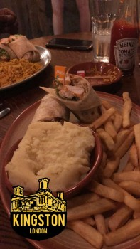 Nando's Kingston, High Street, Kingston upon Thames, UK photo-113518 Got Food Poisoning? Report it now