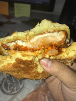 Burger King photo-113713 Got Food Poisoning? Report it now