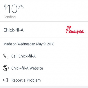Chick-fil-A, 1909 Preston Rd, Plano, TX 75093, USA photo-114188 Got Food Poisoning? Report it now