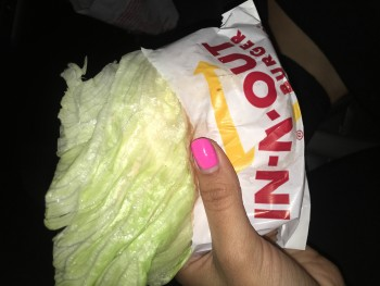 In-N-Out Burger, Grand Avenue, San Marcos, CA, USA photo-114193 Got Food Poisoning? Report it now