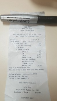 Panera Bread, South Duff Avenue, Ames, IA, USA photo-114205 Got Food Poisoning? Report it now