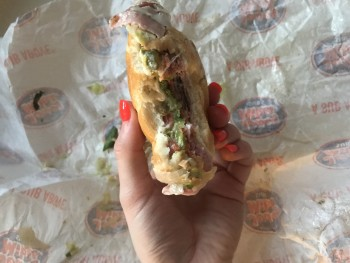 Jersey Mike's Subs, Connecticut Avenue, Norwalk, CT, USA photo-120592 Got Food Poisoning? Report it now