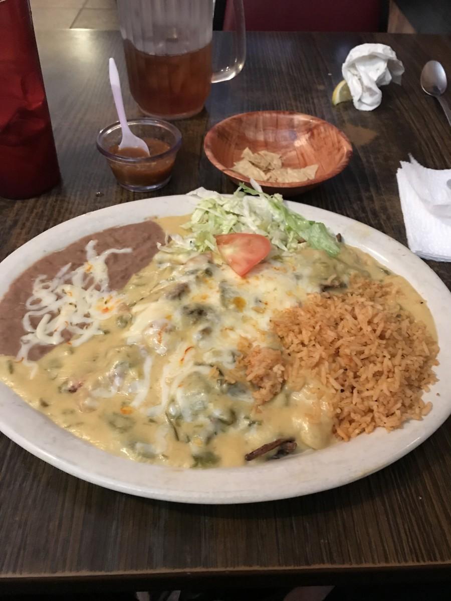 Kiki S Mexican Restaurant 2719 North Piedras Street El
