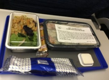 United airlines, Flight # 952, from Chicago to Munich photo-127204 Got Food Poisoning? Report it now