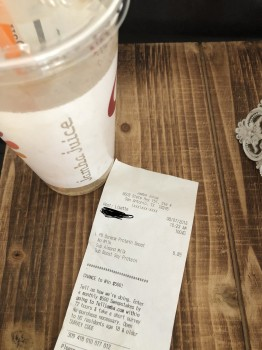 Jamba Juice Westpointe, Texas 151, San Antonio, TX, USA photo-130309 Got Food Poisoning? Report it now