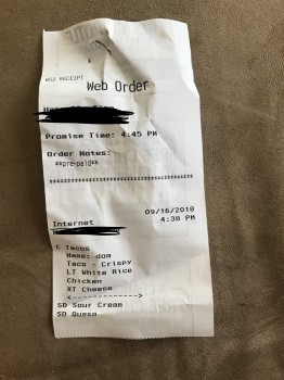 Chipotle Mexican Grill, E Street, Davis, CA, USA photo-136214 Got Food Poisoning? Report it now