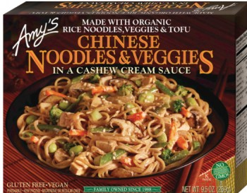 Amy's food kitchen  pad tai microwave meal photo-136288 Got Food Poisoning? Report it now