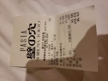 Kabe no Ana Shibuya Shop, 2 Chome-25-17 Dogenzaka, Shibuya, Tokyo, Japan photo-136781 Got Food Poisoning? Report it now