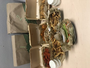 Wingstop, West Bethany Home Road, Phoenix, AZ, USA photo-137948 Got Food Poisoning? Report it now