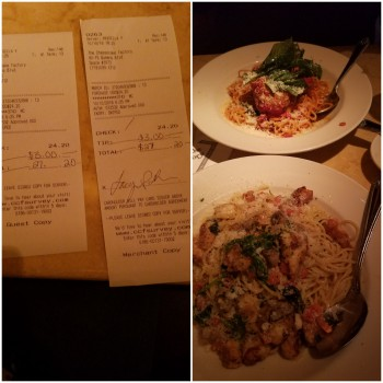 The Cheesecake Factory, Queens Boulevard, Queens, Elmhurst, NY, USA photo-140864 Got Food Poisoning? Report it now
