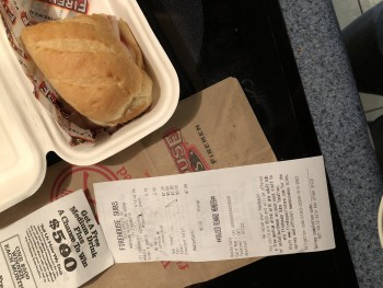 Firehouse Subs, Dorsett Road, Maryland Heights, MO, USA photo-143137 Got Food Poisoning? Report it now