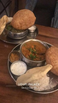 Udupi Palace, Valencia Street, San Francisco, CA, USA photo-144621 Got Food Poisoning? Report it now