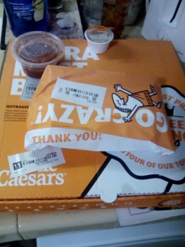 Little Caesars Pizza, West Caldwell Avenue, Visalia, CA, USA photo-149608 Got Food Poisoning? Report it now