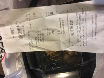 Panda Express, Lankershim Boulevard, North Hollywood, CA, USA photo-150077 Got Food Poisoning? Report it now