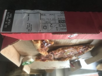 Domino's Pizza, Fairland Street, Wymondham, UK photo-151410 Got Food Poisoning? Report it now