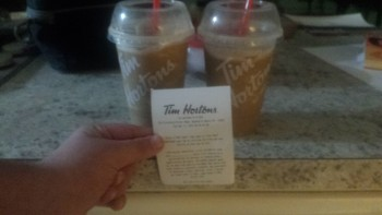 Tim Hortons, Pittsford Victor Road, Pittsford, NY, USA photo-151838 Got Food Poisoning? Report it now