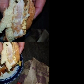 Burger King  photo-153814 Got Food Poisoning? Report it now