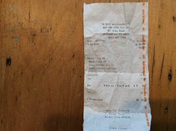 Burger King, Ruby Road, Willington, CT, USA photo-155305 Got Food Poisoning? Report it now