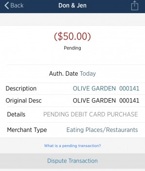 Olive Garden Italian Restaurant, Admiral Callaghan Lane, Vallejo, CA, USA photo-155902 Got Food Poisoning? Report it now
