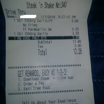 Steak 'n Shake, W 81st Street, Merrillville, IN, USA photo-156492 Got Food Poisoning? Report it now