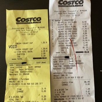 Costco Wholesale, Park Meadows Center Drive, Littleton, CO, USA photo-157278 Got Food Poisoning? Report it now