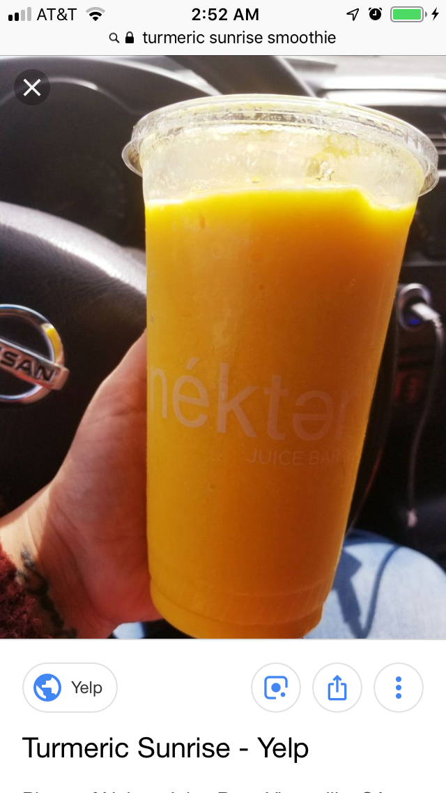 Nekter Juice Bar, Camino De Los Mares, San Clemente, CA, USA photo-157641 Got Food Poisoning? Report it now