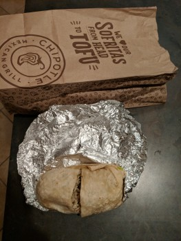 Chipotle Mexican Grill, 5900 University Dr, Huntsville, AL 35806, USA photo-158004 Got Food Poisoning? Report it now