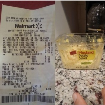 Walmart Neighborhood Market, South Carolina 14, Simpsonville, SC, USA photo-158407 Got Food Poisoning? Report it now