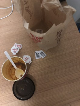 Tim Hortons, 935 Ramsey Lake Rd, Sudbury, ON P3E 2C6, Canada photo-158909 Got Food Poisoning? Report it now