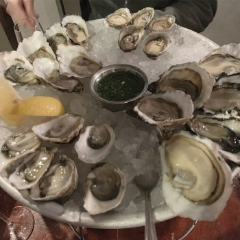 Hog Island Oyster Co., San Francisco, CA, USA photo-159386 Got Food Poisoning? Report it now