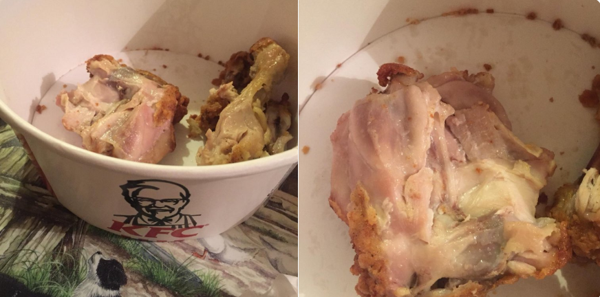 KFC, UK photo-160852 Got Food Poisoning? Report it now