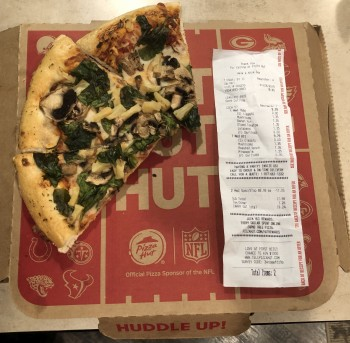 Pizza Hut, 940 Cassat Ave, Jacksonville, FL 32205, USA photo-161710 Got Food Poisoning? Report it now