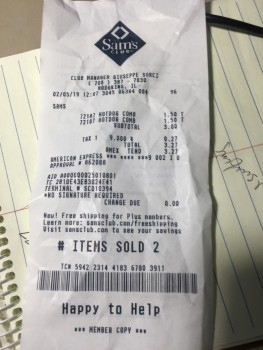Sam's Club, Joliet Road, Hodgkins, IL, USA photo-164805 Got Food Poisoning? Report it now