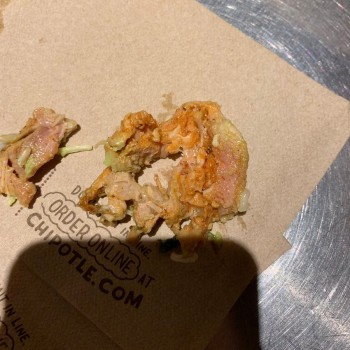 Chipotle Mexican Grill photo-165418 Got Food Poisoning? Report it now