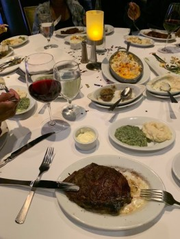 Ruth's Chris Steak House, South Las Vegas Boulevard, Las Vegas, NV, USA photo-168061 Got Food Poisoning? Report it now