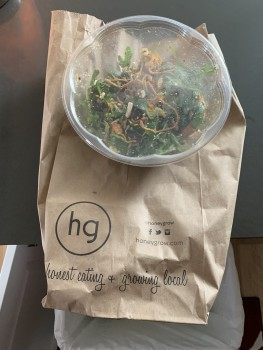 honeygrow, South Highland Avenue, Pittsburgh, PA, USA photo-169545 Got Food Poisoning? Report it now