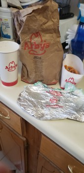 Arby's, West Mercury Boulevard, Hampton, VA, USA photo-169559 Got Food Poisoning? Report it now